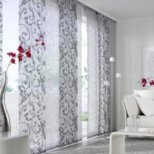 Lakásunk stílusát határozza meg egy modern függöny