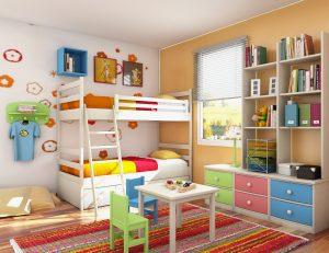 Nem olyan könnyű a gyerekszoba bútor kiválasztása!
